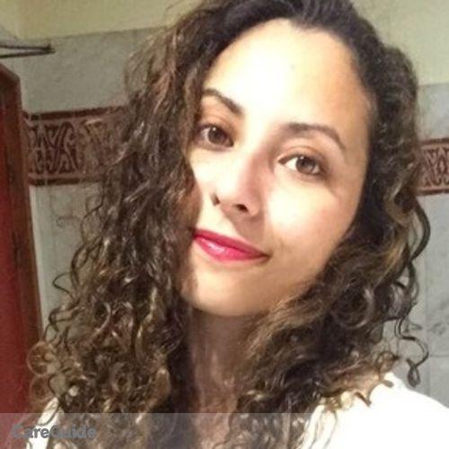 Canadian Nanny Provider Inès Essamari's Profile Picture