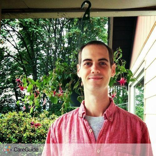 Pet Care Provider Cameron Clarke's Profile Picture
