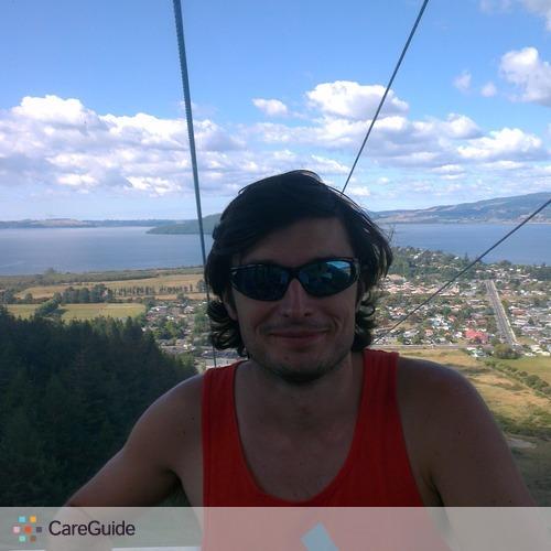 House Sitter Provider Alex Knight's Profile Picture