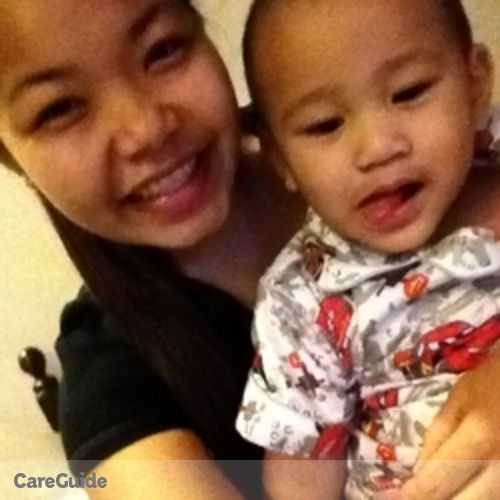 Canadian Nanny Provider Cathlene Carabbacan's Profile Picture