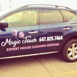 Magic Touch, expert house cleaning services you can trust, available today call us for a free estimate