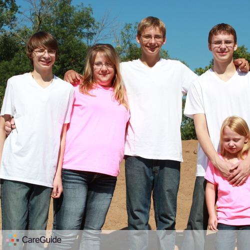 Child Care Provider Julie K's Profile Picture