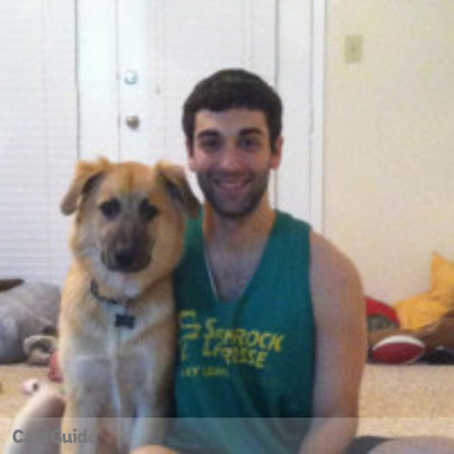 Pet Care Provider Josh Seligman's Profile Picture