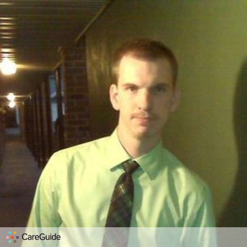 Housekeeper Provider Adam Hurdle's Profile Picture