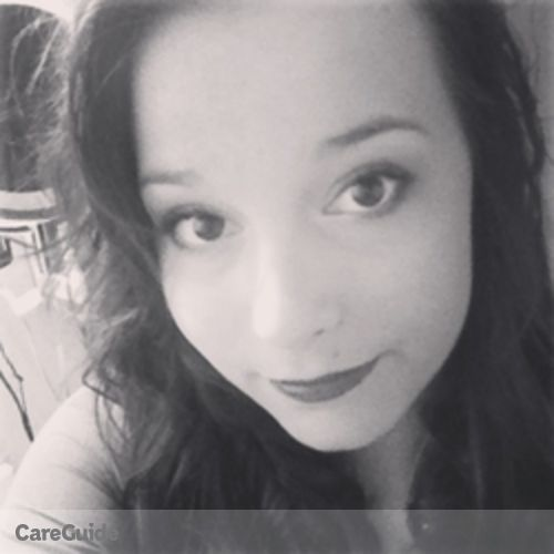 Canadian Nanny Provider Arielle Nelson's Profile Picture