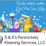 Owner of S & K Persnickety Kleaning Services LLC. We work for you!