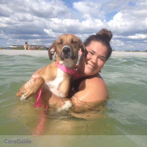 Pet Care Provider Celine Gagne's Profile Picture