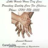 Daycare Provider in Cobb