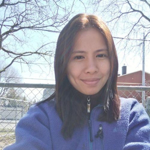 Elder Care Provider Mae-Charisa S's Profile Picture
