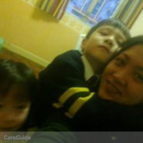 Canadian Nanny Provider Margie Lou T's Profile Picture
