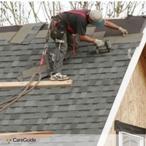 Roofer Provider Oscar M's Profile Picture