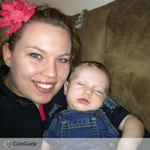 Child Care Provider Sarah Johnson's Profile Picture