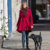 Your pet's second-best friend: Dog walker and pet sitter.