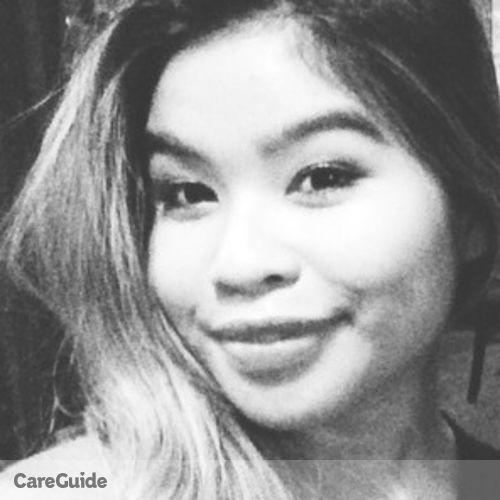 Canadian Nanny Provider Patricia Sibal's Profile Picture