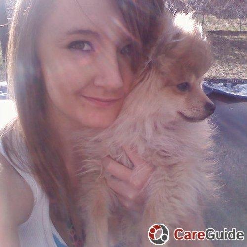 Pet Care Provider Nicole  Broussard's Profile Picture