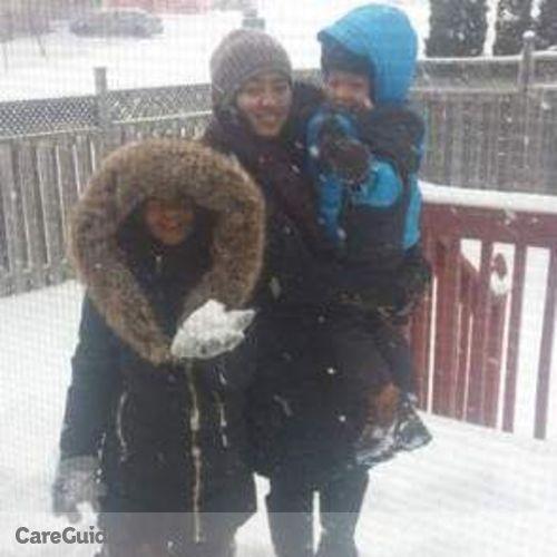Canadian Nanny Provider Lizchelle Planta's Profile Picture