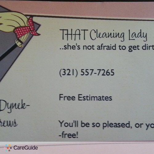 Housekeeper Provider Shelly Dynek-Andrews's Profile Picture