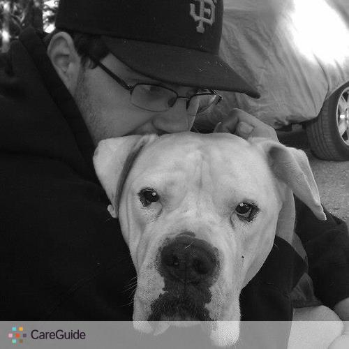 Pet Care Provider Matthew Morrill's Profile Picture