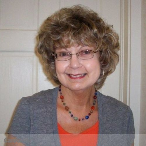 Elder Care Provider Nancy W's Profile Picture