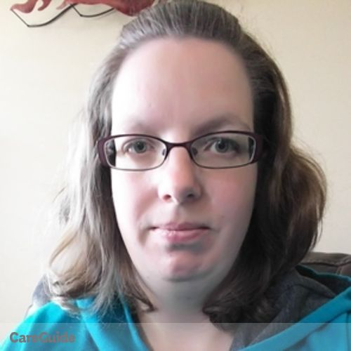 Canadian Nanny Provider Lisa K's Profile Picture