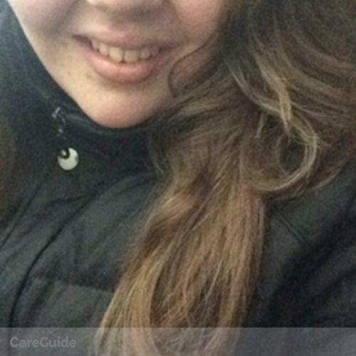 Canadian Nanny Provider Natalia W's Profile Picture