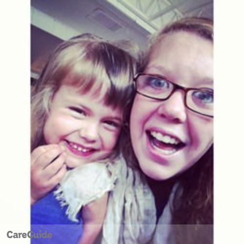 Canadian Nanny Provider Jessica Berry's Profile Picture