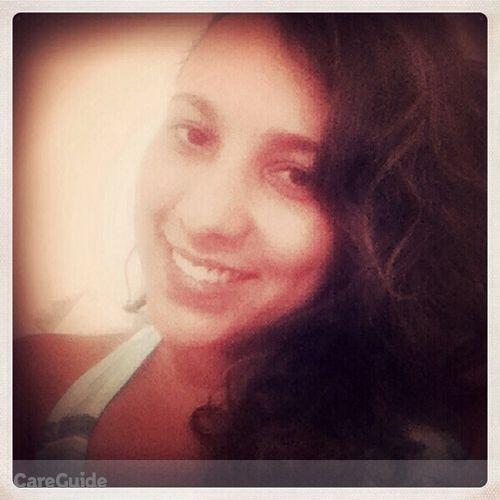 Canadian Nanny Provider Ana Carolina O's Profile Picture