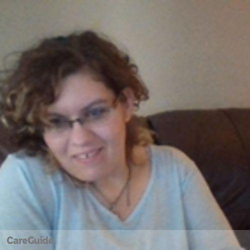 Canadian Nanny Provider Catherine Pottier's Profile Picture