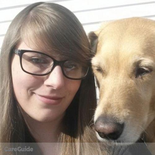 Pet Care Provider Nicole H's Profile Picture