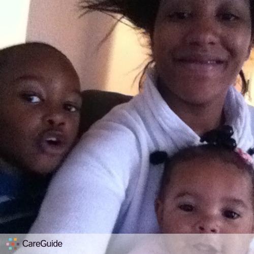 Child Care Job Charve Bland's Profile Picture