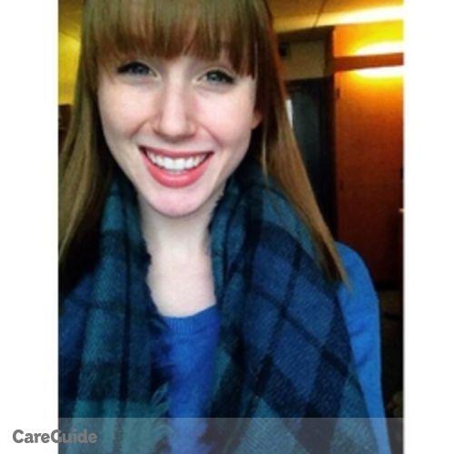 Canadian Nanny Provider Jillian Howden's Profile Picture