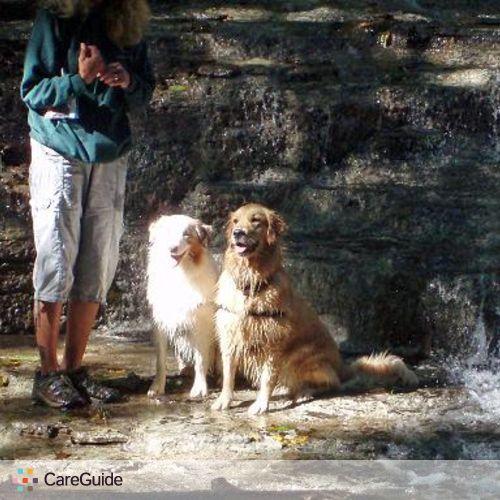 Pet Care Provider Sarah Smith's Profile Picture