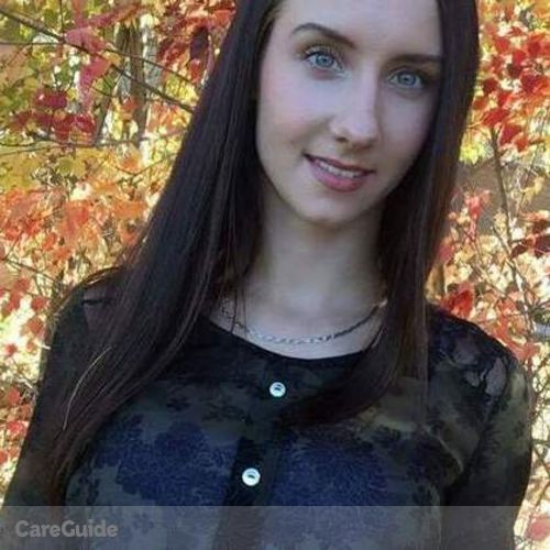 Canadian Nanny Provider Kelsey Hanchuk's Profile Picture