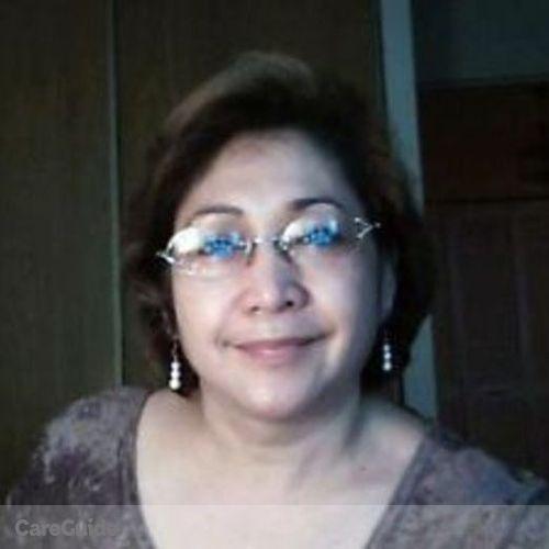 Canadian Nanny Provider Lily Peralta's Profile Picture