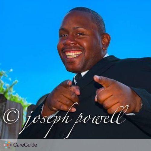 Videographer Provider Joe Powell's Profile Picture