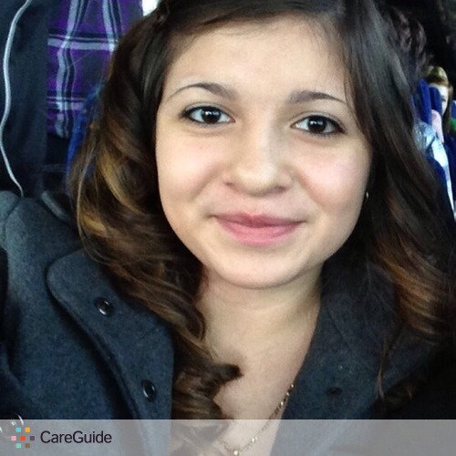 Child Care Provider Gabriela Canales's Profile Picture