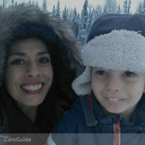 Canadian Nanny Provider Blanca Mogollon's Profile Picture