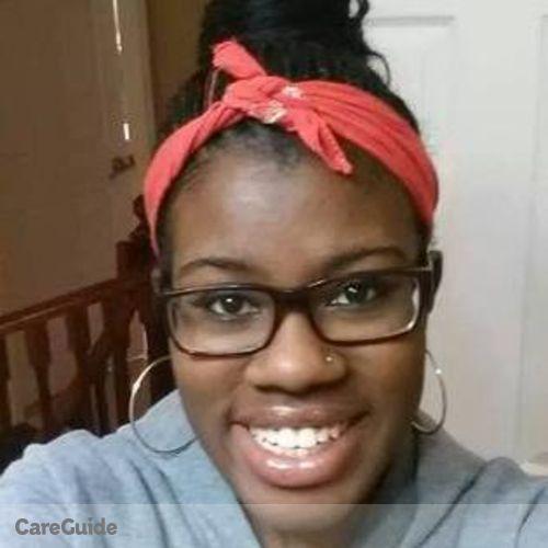 Canadian Nanny Provider Shimecca W's Profile Picture