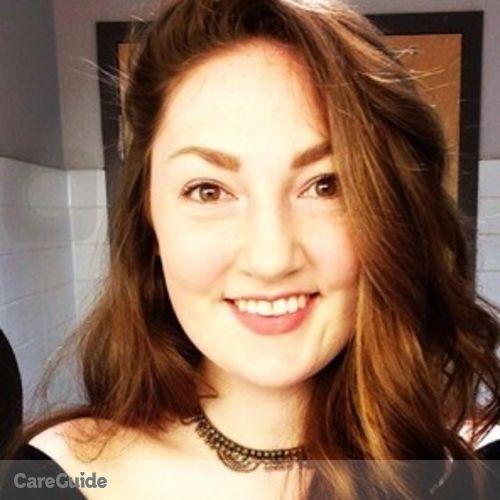 Canadian Nanny Provider Sarah Labine's Profile Picture