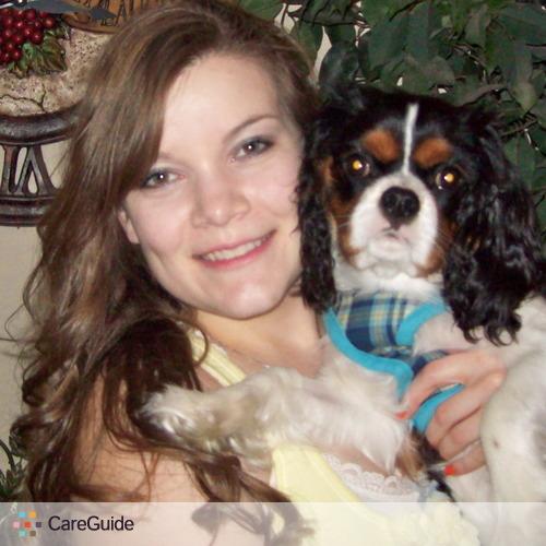 Pet Care Provider Amber B's Profile Picture