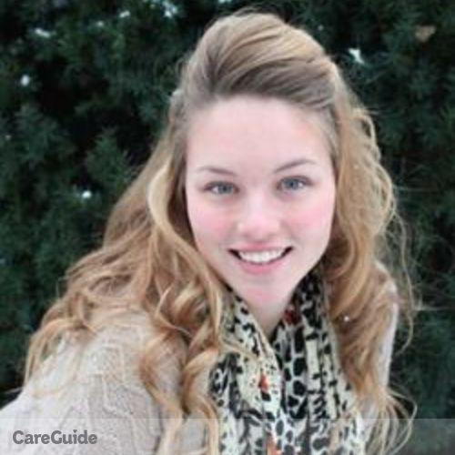 Canadian Nanny Provider Megan Anderson's Profile Picture