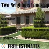 The Two Neighbors Landscaping/landscaping services
