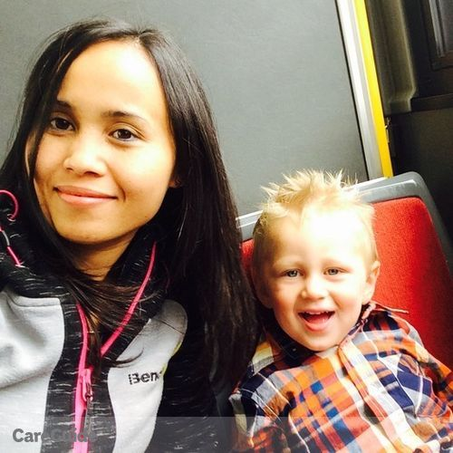 Canadian Nanny Provider Alimiyah Sudasno's Profile Picture