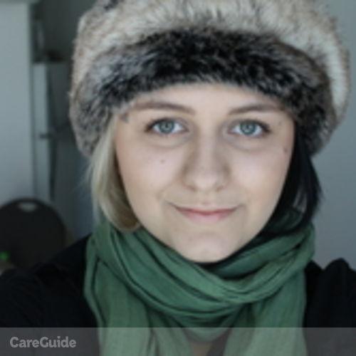 Canadian Nanny Provider Andrea V's Profile Picture