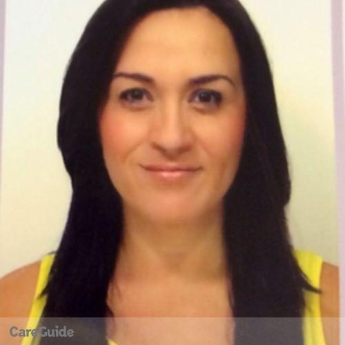 Canadian Nanny Provider Vanesa R's Profile Picture