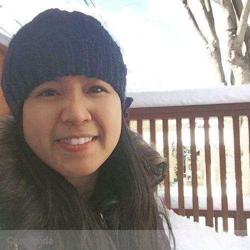 Canadian Nanny Provider Jessica Lago's Profile Picture