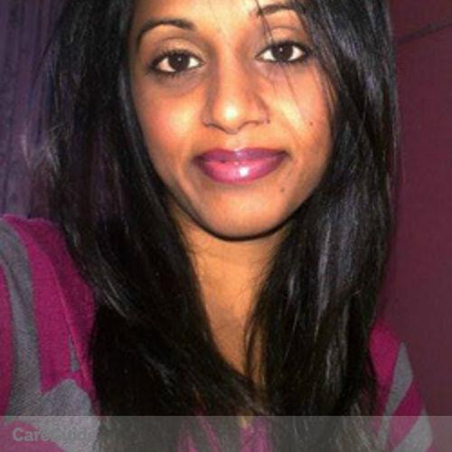 Canadian Nanny Provider Remona Munsamy's Profile Picture