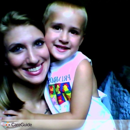 Child Care Provider Amanda Bruce's Profile Picture