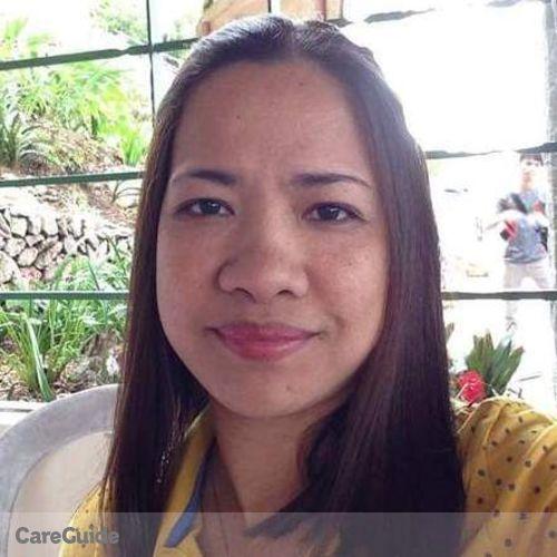 Canadian Nanny Provider Baby Cabatbat's Profile Picture