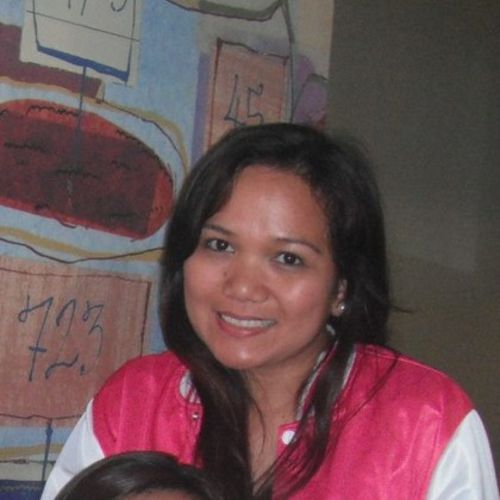 Canadian Nanny Provider Edeliza D's Profile Picture